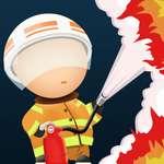 我是一名消防员