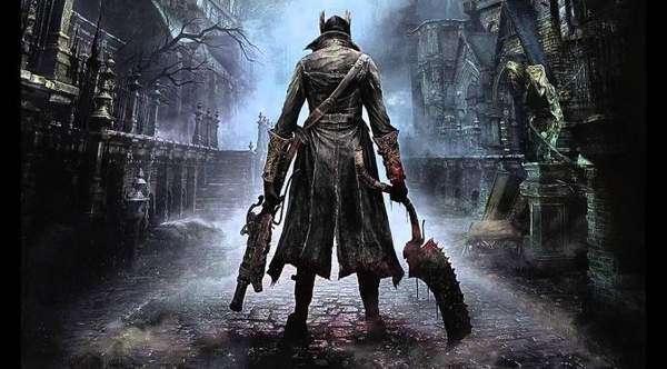 外媒曝疑似PC版《血源》首批截图 古都亚楠篝火不息