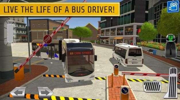 巴士站台驾驶教学破解版