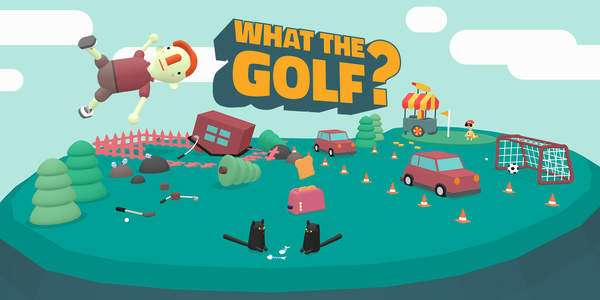 Fami通游戏评分 Switch《What the Golf?》33分夺魁