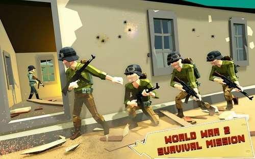 战场世界大战