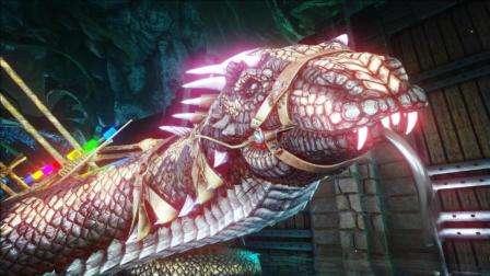 方舟生存进化毒蜥怎么驯服-毒蜥驯服方法