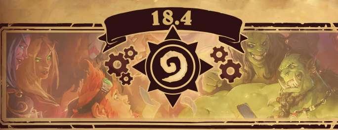 炉石传说18.4更新了什么?18.4版本酒馆战棋更新,四位新英雄登场