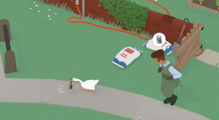 模拟大鹅手机版截图