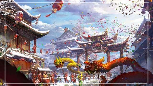 中国风游戏大全