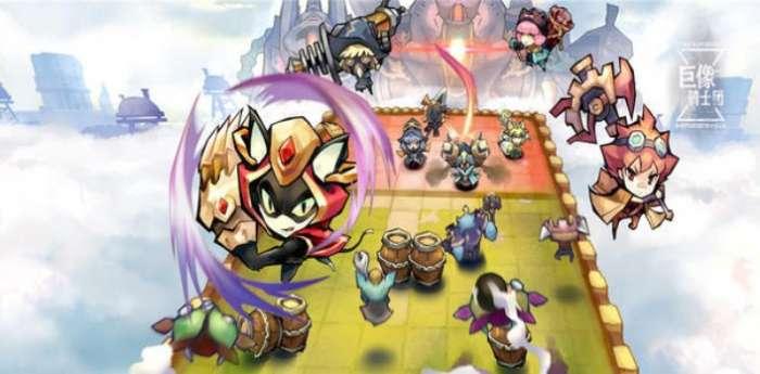 巨像骑士团阵容推荐:阵容搭配玩法攻略