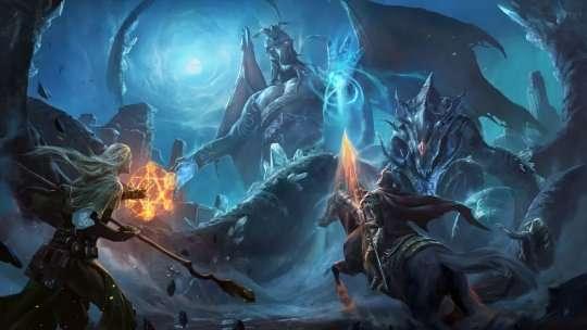 《不朽之旅》X《地下城堡2》联动官宣 联动副本即将上线