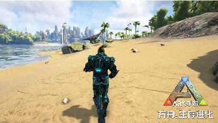 《方舟:生存进化》手游新地牢上线 概率获得泰克盾反射子弹攻击