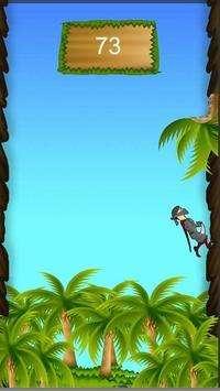 丛林向上奔跑
