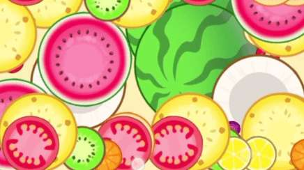 微信小游戏合成大西瓜攻略大全 合成大西瓜水果合成顺序图