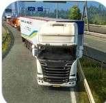 卡车货车登山模拟