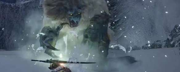 怪物猎人崛起雪鬼胆怎么刷