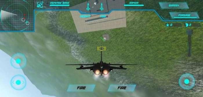 飞机大战UFO