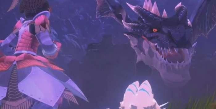 怪物猎人物语2黑龙